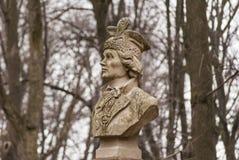 Statua Tadeusza KoÅ› ciuszko Obraz Royalty Free