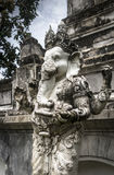 Statua tailandese di Ganesha Fotografie Stock