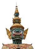 Statua tailandese di stile di Tosakan Fotografia Stock