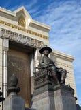 Statua Tajlandzki królewiątko Zdjęcia Stock