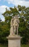 Statua trzy graci w Lednice Fotografia Royalty Free