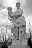 Statua a Versailles Fotografia Stock