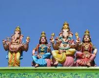 Statua władyka Ganesh przy Batu Zawala się Fotografia Stock