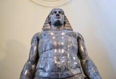Statua w egipcjaninie Obraz Royalty Free