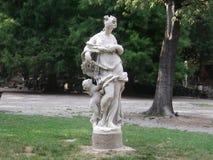 Statua w Modena Zdjęcia Stock