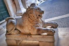 Statua w Muzealnym Capitolini, Rzym Włochy Obraz Royalty Free