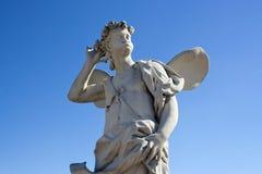 Statua w Peterhof Zdjęcia Royalty Free