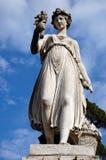 Statua w Rzym Obraz Royalty Free