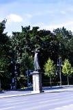 Statua w Tiergarten w Berlińskim Niemcy Fotografia Stock