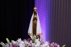 Statua wizerunek Nasz dama Aparecida zdjęcie royalty free