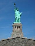 statua wolności Fotografia Royalty Free