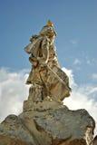 3 statua wolności Obraz Royalty Free