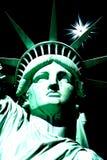 Statua Wolności abstrakt zdjęcia stock