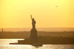Statua Wolności w Stany Zjednoczone Obraz Stock