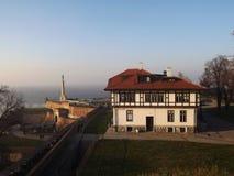 Statua zwycięzca, Belgrade Obrazy Royalty Free