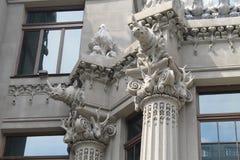 Statuary от beton Стоковое Фото
