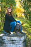 statuary flickalionsadel fotografering för bildbyråer