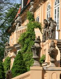 statuary trappa royaltyfria foton