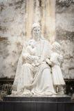 Statuaryczny jezus chrystus w St Joseph katedrze zdjęcie royalty free