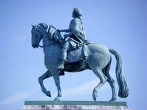 Statue à Copenhague Image stock
