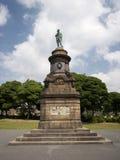 Statue à la guerre de verrat Images libres de droits