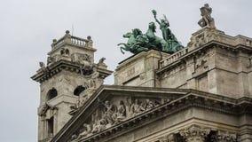 Statue à Vienne images stock