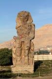Statue égyptienne des pharaons Photographie stock