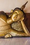 Statue étendue de Bouddha photo libre de droits