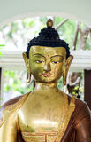 Statue& x27 Будды; конец-вверх стороны s Стоковые Фото