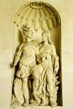 Statue. Decorative statue in Vienna Austria Stock Image