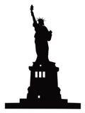 Statue Lizenzfreie Abbildung