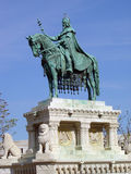 Statue. In hungary Royalty Free Stock Photography