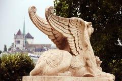 Statue Lizenzfreies Stockbild