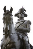 Statue 4 de George Washington Images stock