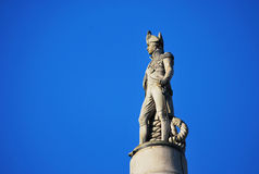 Admiral Nelson Royalty Free Stock Photos