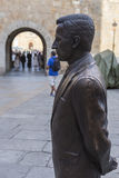 Statue of Adolfo Suárez González, Avila, Spain Stock Photo