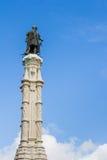 Statue of Afonso de Albuquerqu Stock Photos