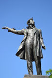 Statue of Alexander Pushkin Stock Photography