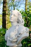 Statue of Amazon. The mythological character. Stock Photo