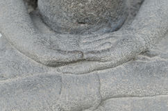 Statue of Amitabha Stock Image