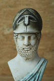 Statue of ancient Athens statesman Pericles. Stock Images