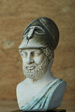 Statue of ancient Athens statesman Pericles. Stock Image