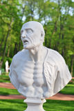 Statue of ancient Roman philosopher Seneca Royalty Free Stock Photos