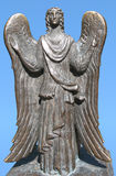 Statue of angel Stock Photo