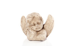 A statue of an angel Stock Photography