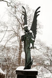 Statue of angel Stock Photo