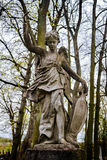 Statue of an angel Royalty Free Stock Photos