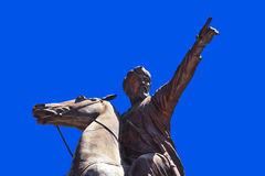 Statue in Antalya Turkey Stock Photography