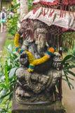 Statue antiche di balinese, hinduism fotografia stock libera da diritti
