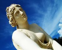 Statue antique Photographie stock